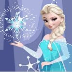 Frozen Snow Queen