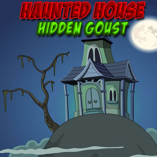 Haunted House Hidden Ghost