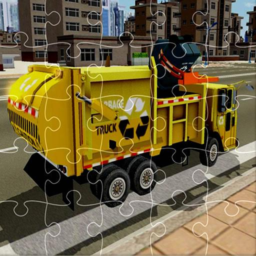 Garbage online play REAL GARBAGE